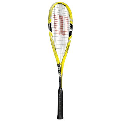 Wilson Ripper 135 BLX Squash Racket 2015 - Side View