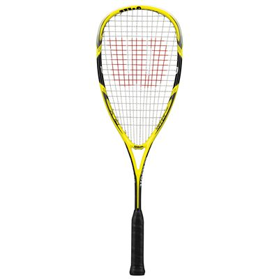Wilson Ripper 140 BLX Squash Racket 2015 - Front View