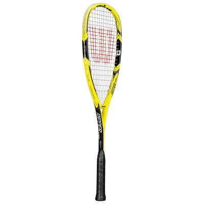 Wilson Ripper 140 BLX Squash Racket 2015 - Side View