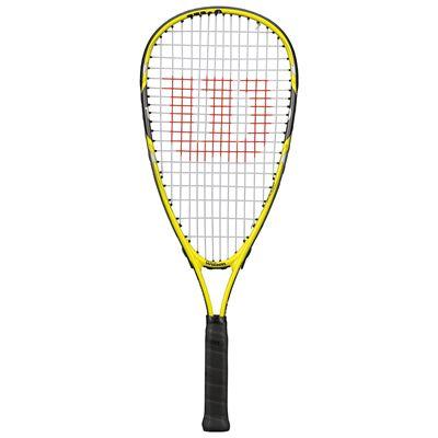 Wilson Ripper Junior Squash Racket - Front View