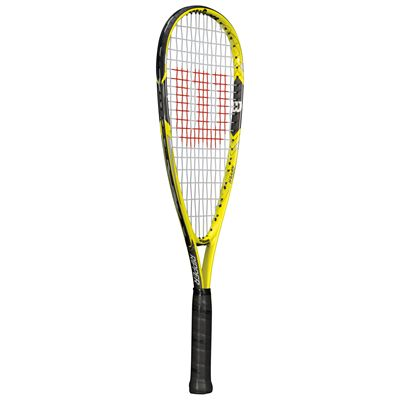 Wilson Ripper Junior Squash Racket - Side View