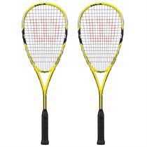 Wilson Ripper Team Squash Racket Double Pack