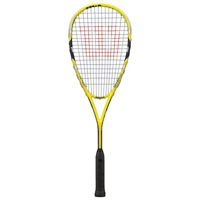 Wilson Ripper Team Squash Racket - Front View