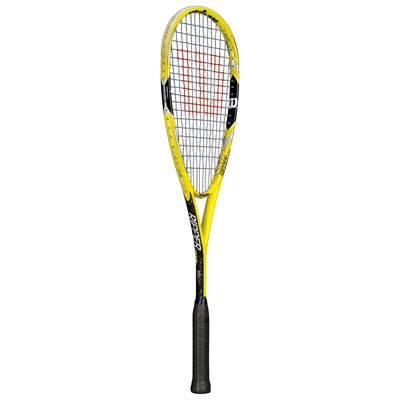 Wilson Ripper Team Squash Racket - Side View