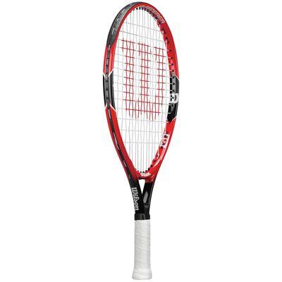 Wilson Roger Federer 19 Junior Tennis Racket SS16-Angled