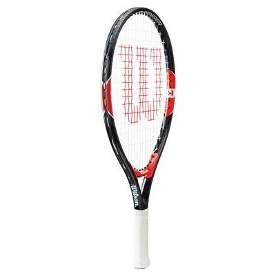 Wilson Roger Federer 19 Junior Tennis Racket  - Side