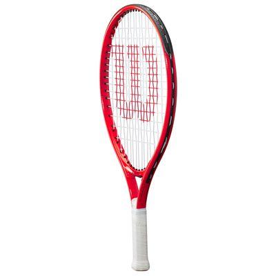 Wilson Roger Federer 19 Junior Tennis Racket SS21- Angle