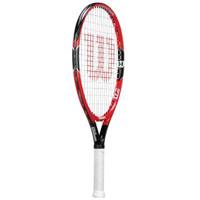 Wilson Roger Federer 21 Junior Tennis Racket - Side
