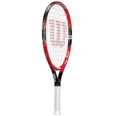 Wilson Roger Federer 21 Junior Tennis Racket - Side