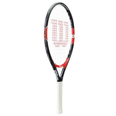 Wilson Roger Federer 23 Junior Tennis Racket SS17 - Side