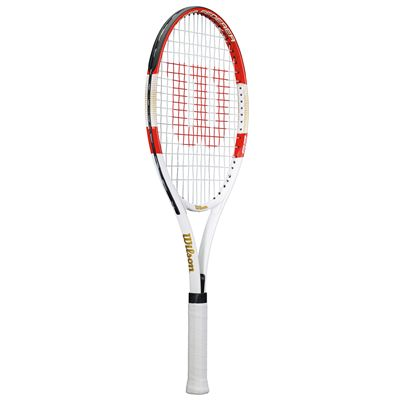 Wilson Roger Federer 25 Junior Tennis Racket 2014 - Side