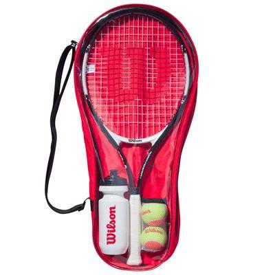 Wilson Roger Federer 25 Junior Tennis Starter Set 2020