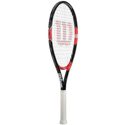 Wilson Roger Federer 25 Junior Tennis Racket SS17 - Side