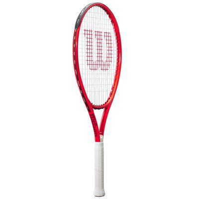 Wilson Roger Federer 26 Junior Tennis Racket SS21 - Angle