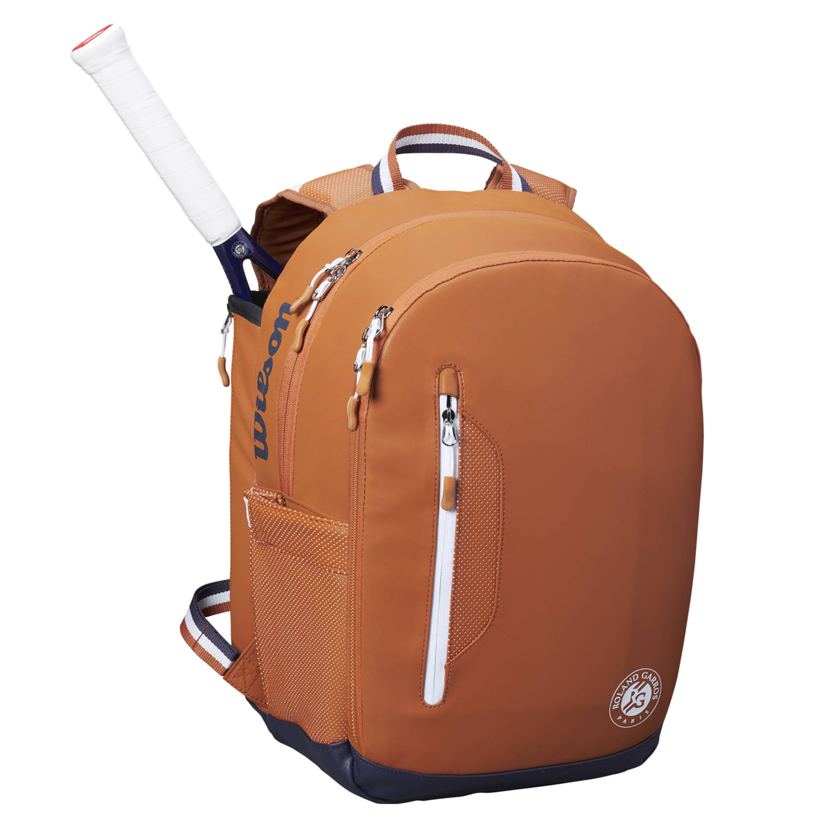 Wilson Roland Garros Tour Backpack - Brown
