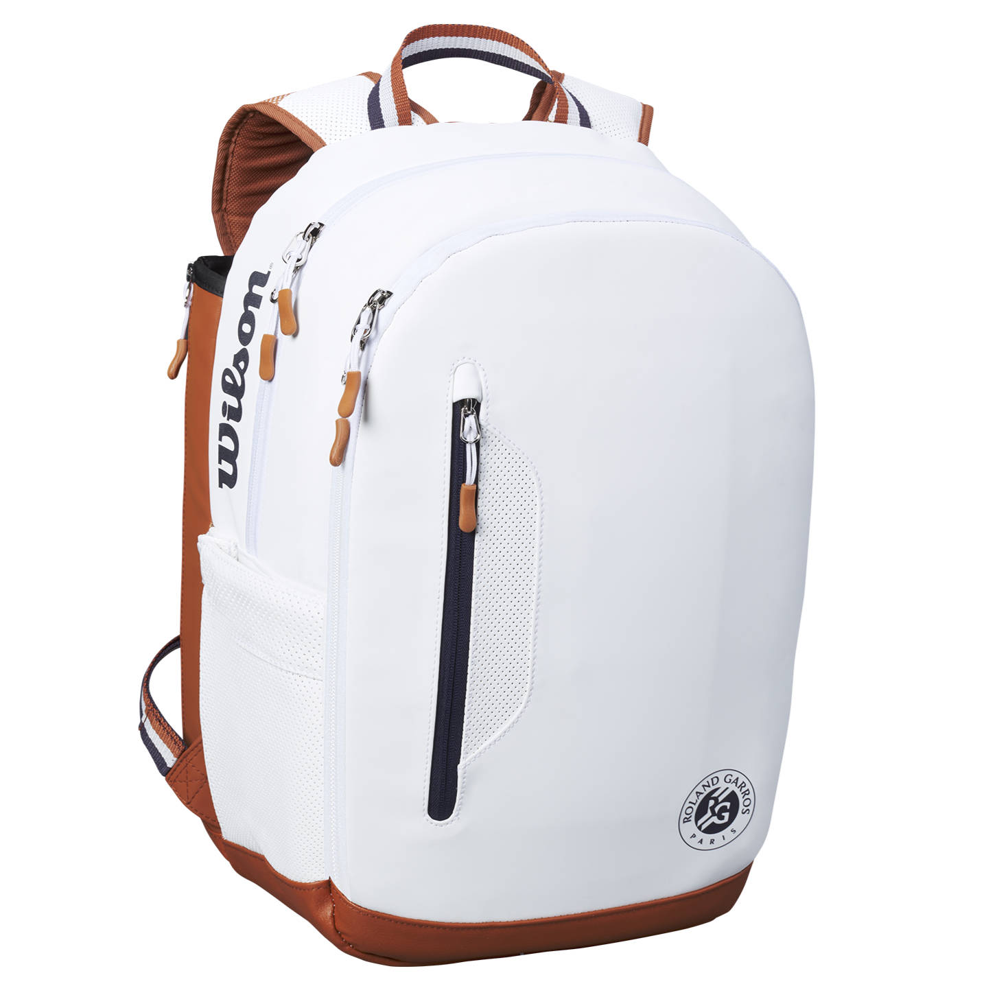 Wilson Roland Garros Tour Backpack - White