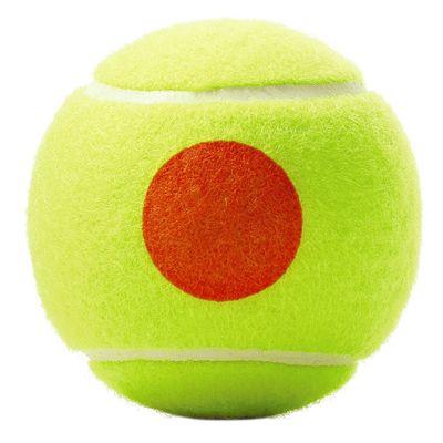 Wilson Roland Garros Orange Transition Tennis Balls - Pack of 3 - Dot