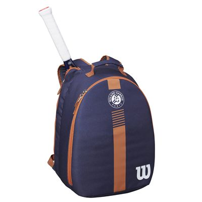 Wilson Roland Garros Youth Backpack - With Racket