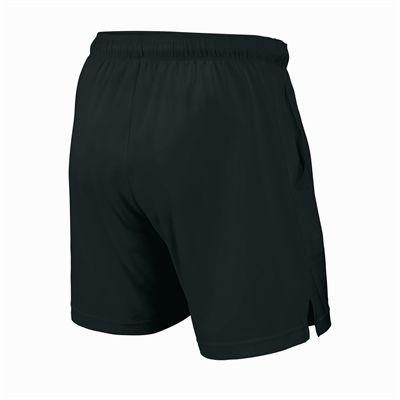 Wilson Rush 7 Woven Mens Shorts - Black