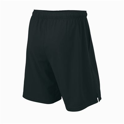 Wilson Rush 9 Woven Mens Shorts SS17 - Black/Back