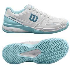 Wilson Rush Comp Ladies Tennis Shoes