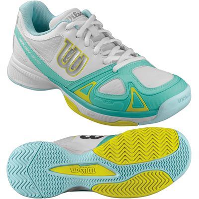 Wilson Rush EVO Ladies Tennis Shoes