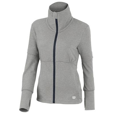 Wilson Rush Knit Ladies Jacket-Front