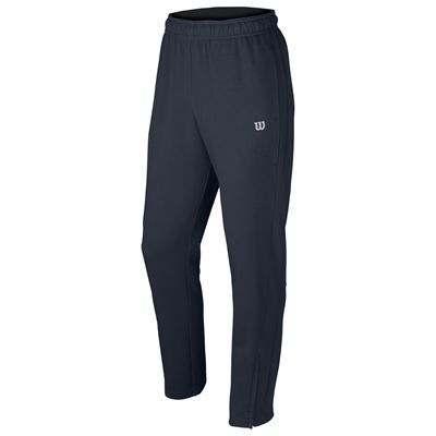 Wilson Rush Knit Mens Pants-Charcoal-Front
