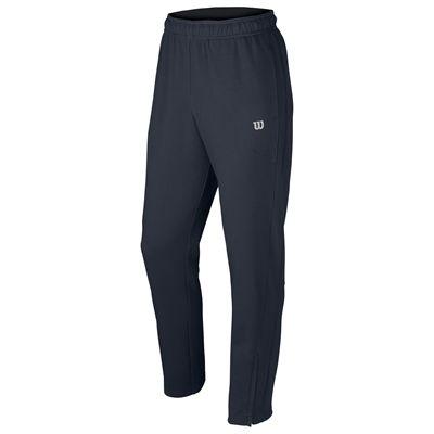Wilson Rush Knit Mens Pants-Charcoal-Front
