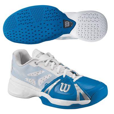Wilson Rush Mens Tennis Shoes