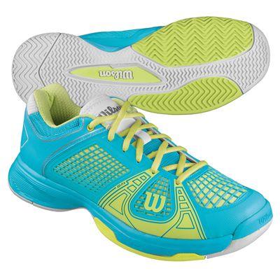 Wilson Rush NGX Ladies Tennis Shoes