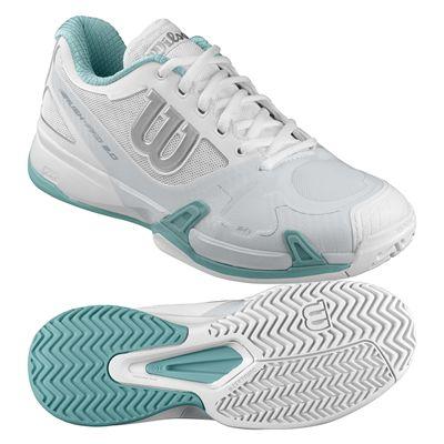 Wilson Rush Pro 2.0 Ladies Tennis Shoes Image