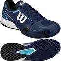 Wilson Rush Pro 2.0 Mens Tennis Shoes-Navy-Image