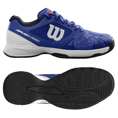Wilson Rush Pro 2.5 Junior Tennis Shoes SS18 - Blue