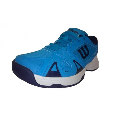 Wilson Rush Pro 2.5 Junior Tennis Shoes-blue-ama