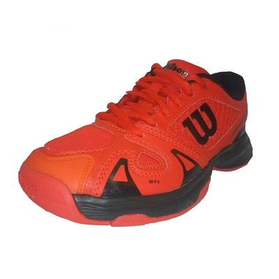 Wilson Rush Pro 2.5 Junior Tennis Shoes-red-ama