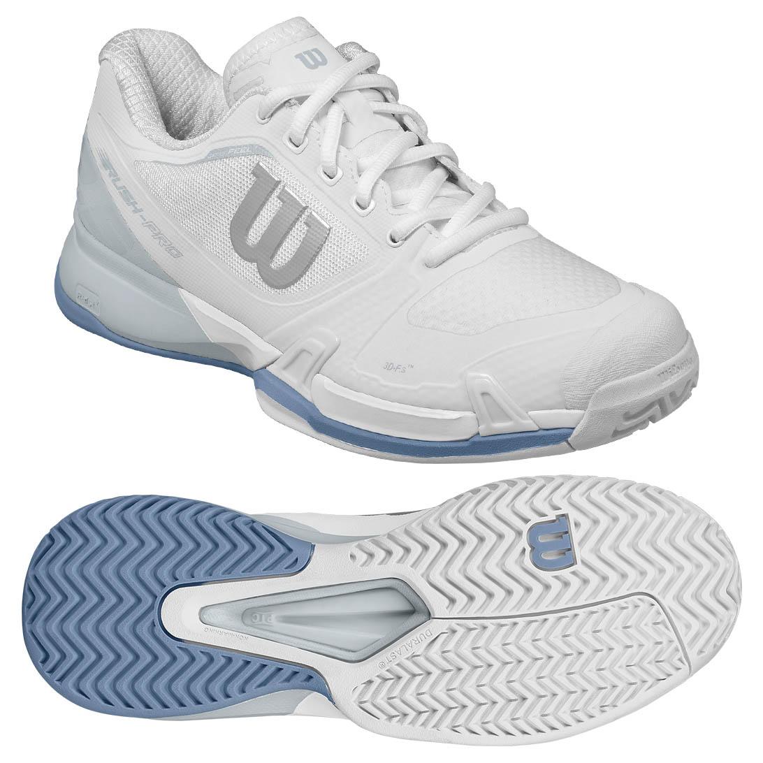 Wilson Rush Pro 2.5 Ladies Tennis Shoes  6.5 UK