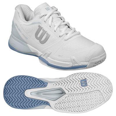 Wilson Rush Pro 2.5 Ladies Tennis Shoes
