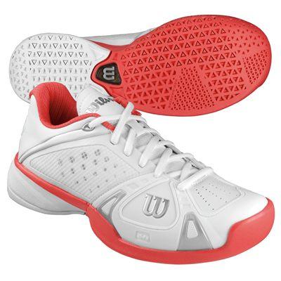 Wilson Rush Pro Ladies Tennis Shoes