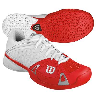 Wilson Rush Pro Mens Tennis Shoes 2014