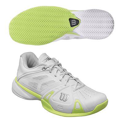 Wilson Rush Pro Womens Tennis Shoes