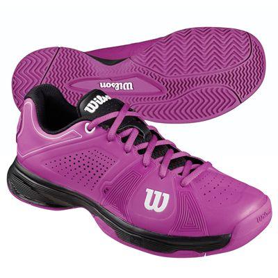 Wilson Rush Sport Ladies Tennis Shoes