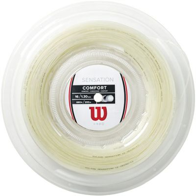 Wilson Sensation 16 Tennis String 200m Reel