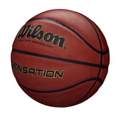 Wilson Sensation Basketball - Angled