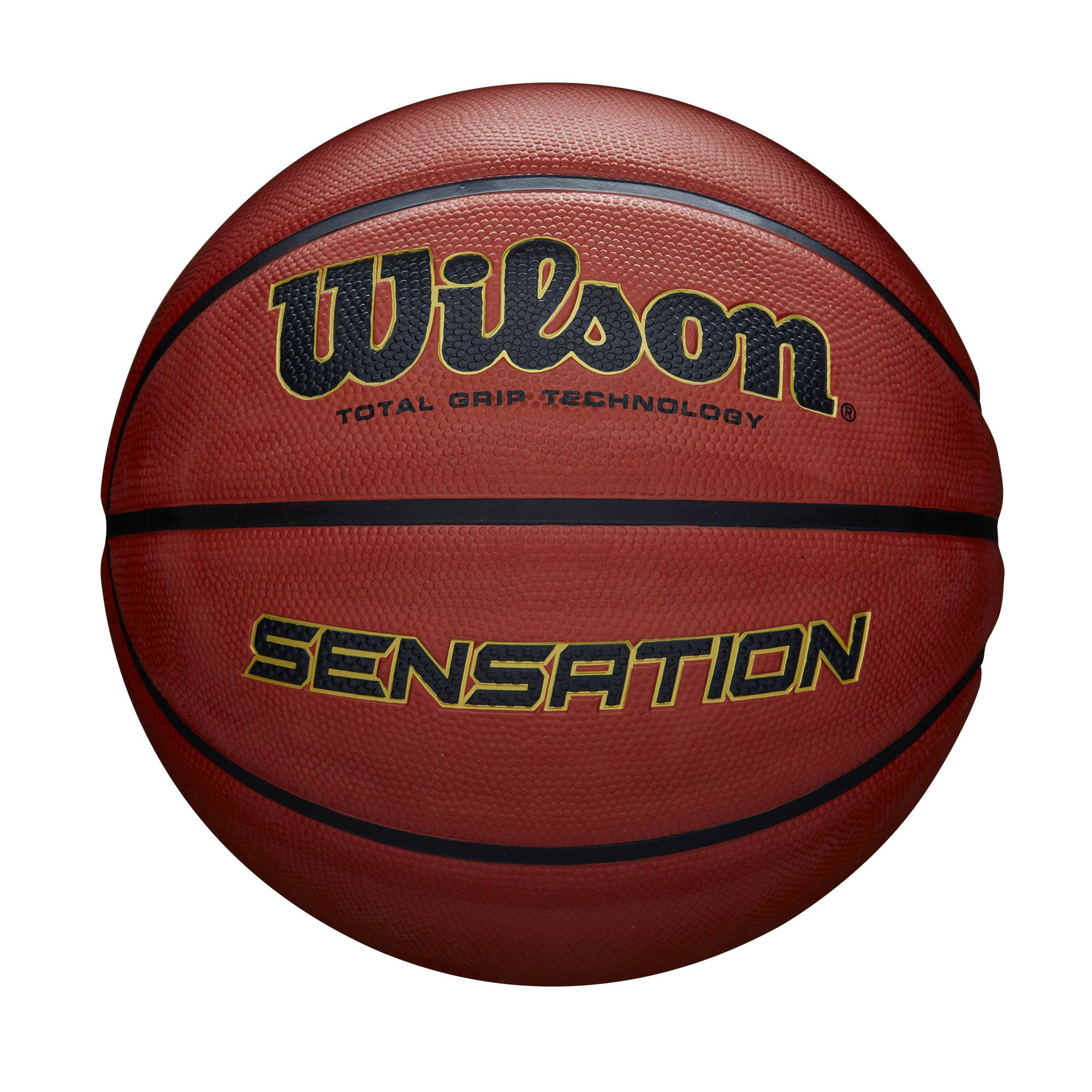 Size 5-7 Wilson Sensation Basketball Ball
