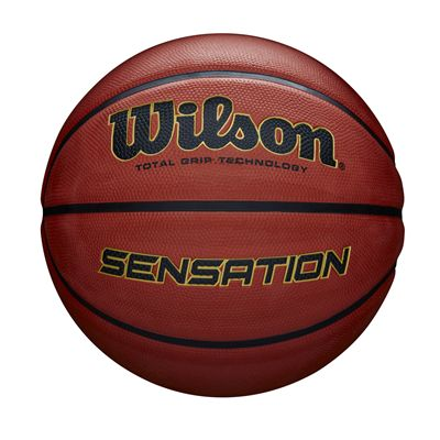 Wilson Sensation Basketball - Back