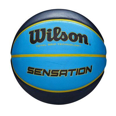 Wilson Sensation Basketball - Blue