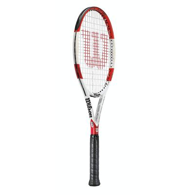 Wilson Six.One 95 16 x 18 Tennis Racket - Side View