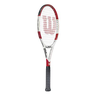 Wilson Six.One 95 S Tennis Racket Side