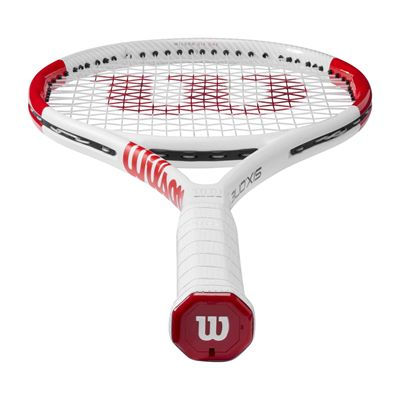 Wilson Six.One 95 Tennis Racket - Bottom